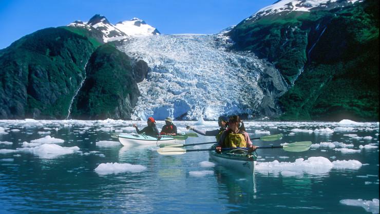 Aljaska kajak