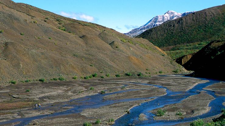 Aljaska Denali